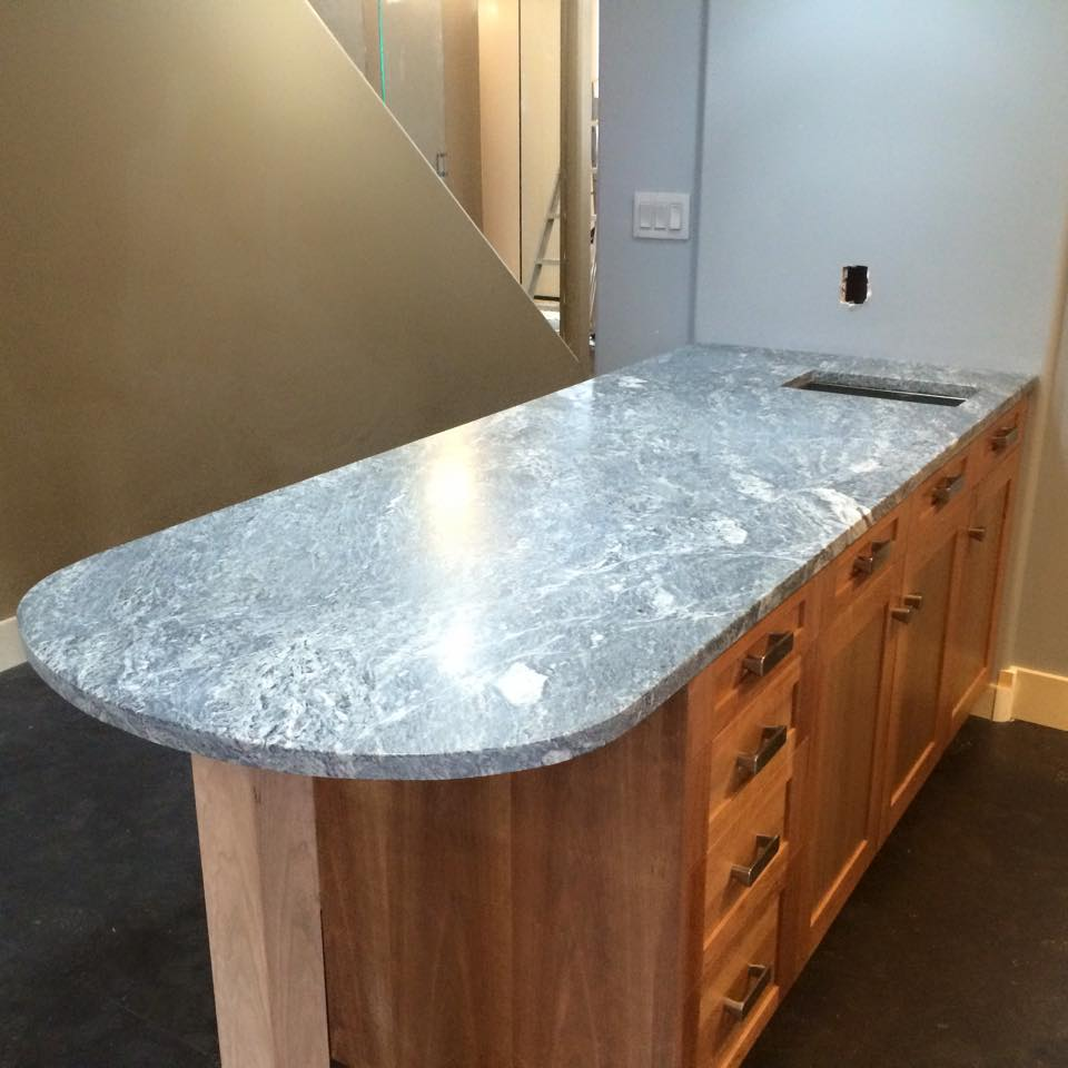 New Counter Tops